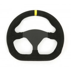 Flat Suede Wheel - 255mm