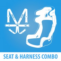 Seat & Harness Combo 3