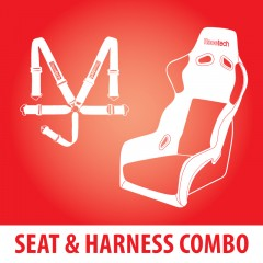 Seat & Harness Combo 1