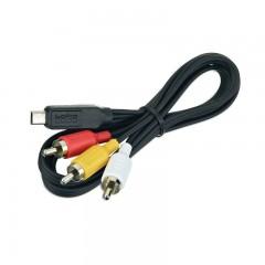 Mini USB Composite Cable